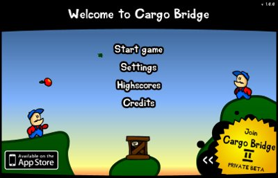 Cargo Bridge Game