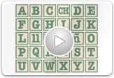 Spanish Alphabet - El Abecedario