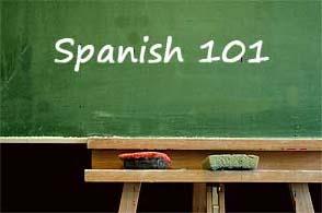 spanish 101
